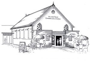 church_drawing