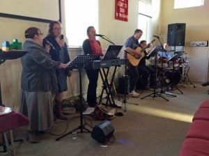 Dorchester Community Church - Worship Group - Jan 2017