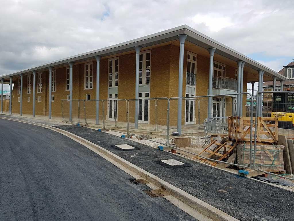 Dorchester Community Church - New Building - 24th April 2017