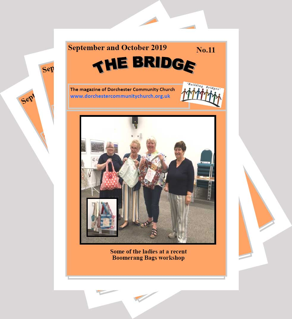 Latest Bridge Magazine – September / October 2019