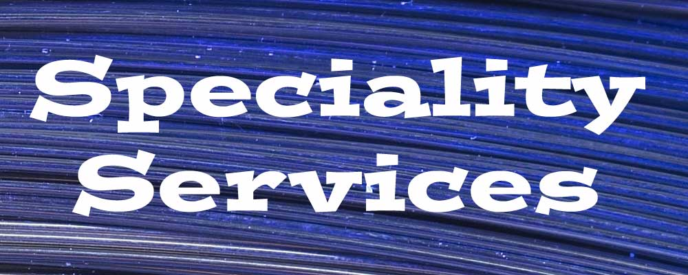 Speciality Service