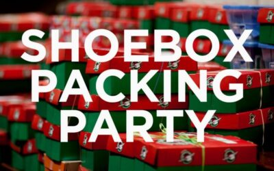 Shoebox Packing Party