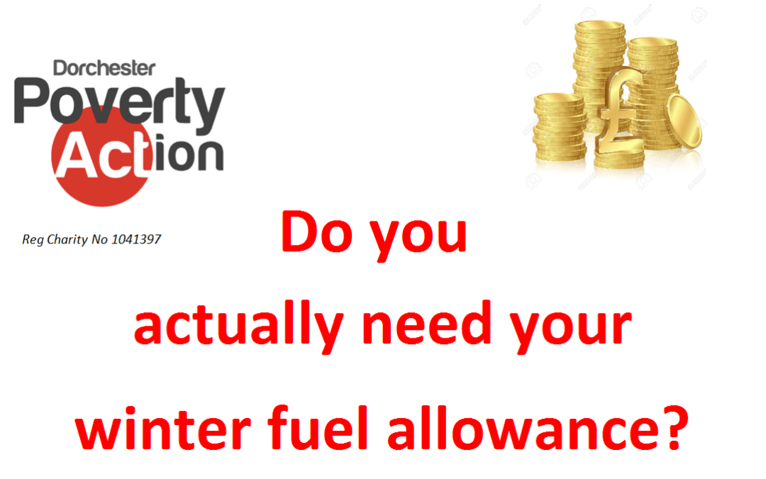 Winter Fuel Allowance