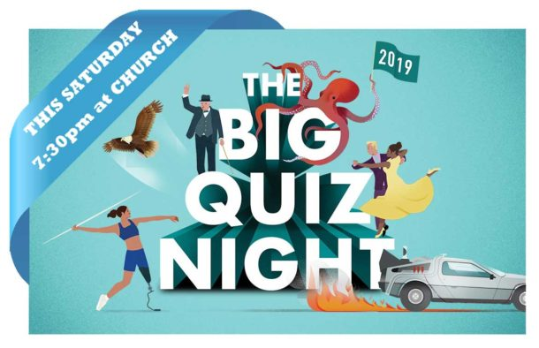 Big Quiz Logo