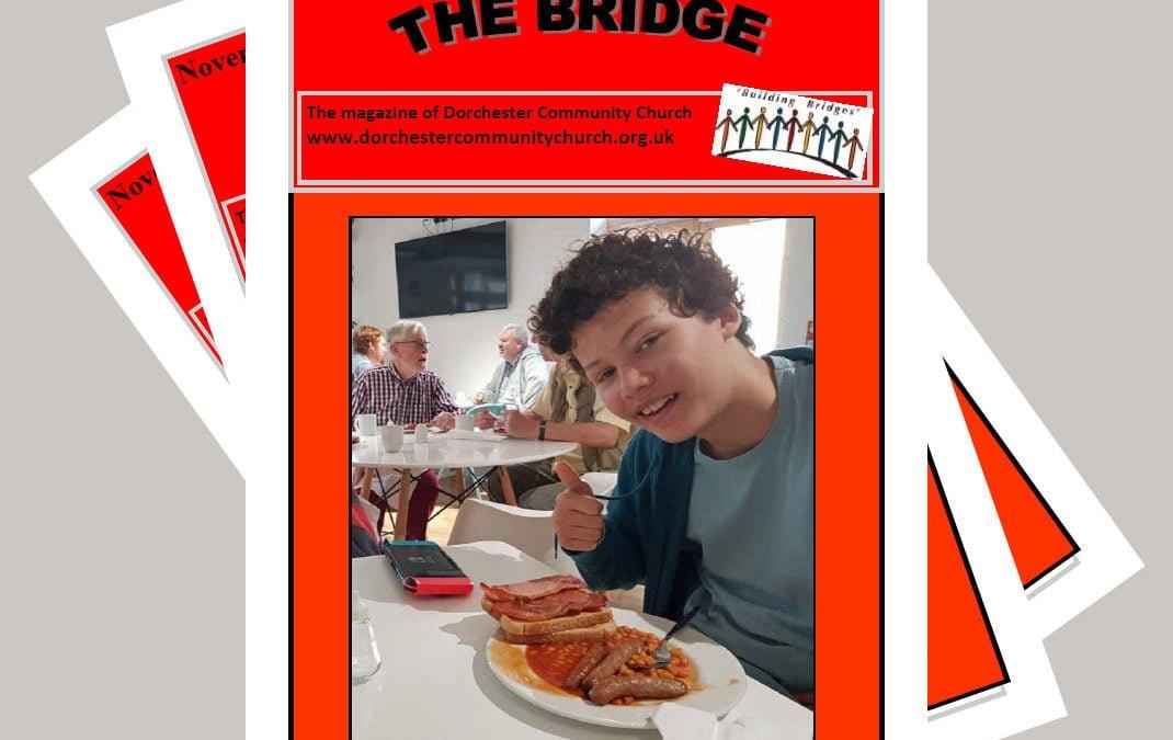 The Bridge Magazine #12 – November and December 2019
