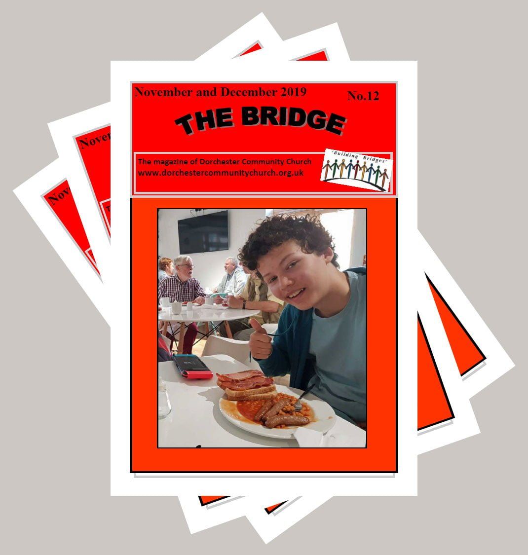 The Bridge Magazine #12 – November and December 2019