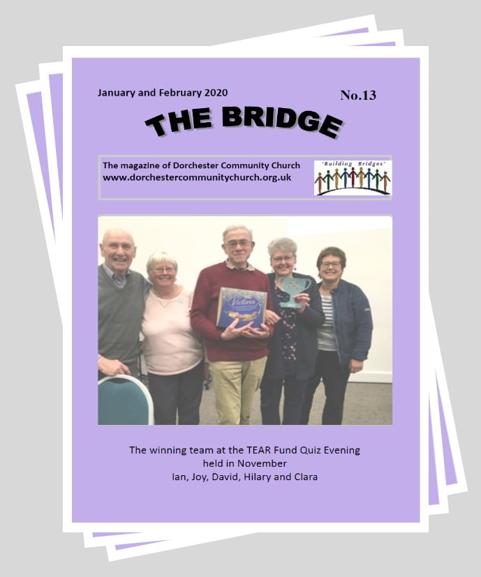 The Bridge Magazine #13 – January and February 2020