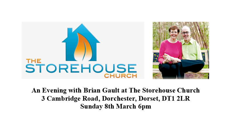 An Evening with Brian Gault