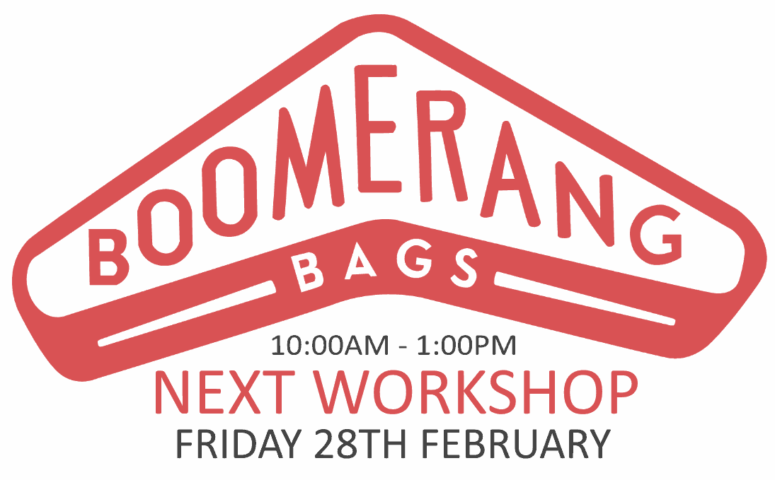 Boomerang Bags Workshop