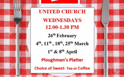 Christian Aid – LENT Lunches