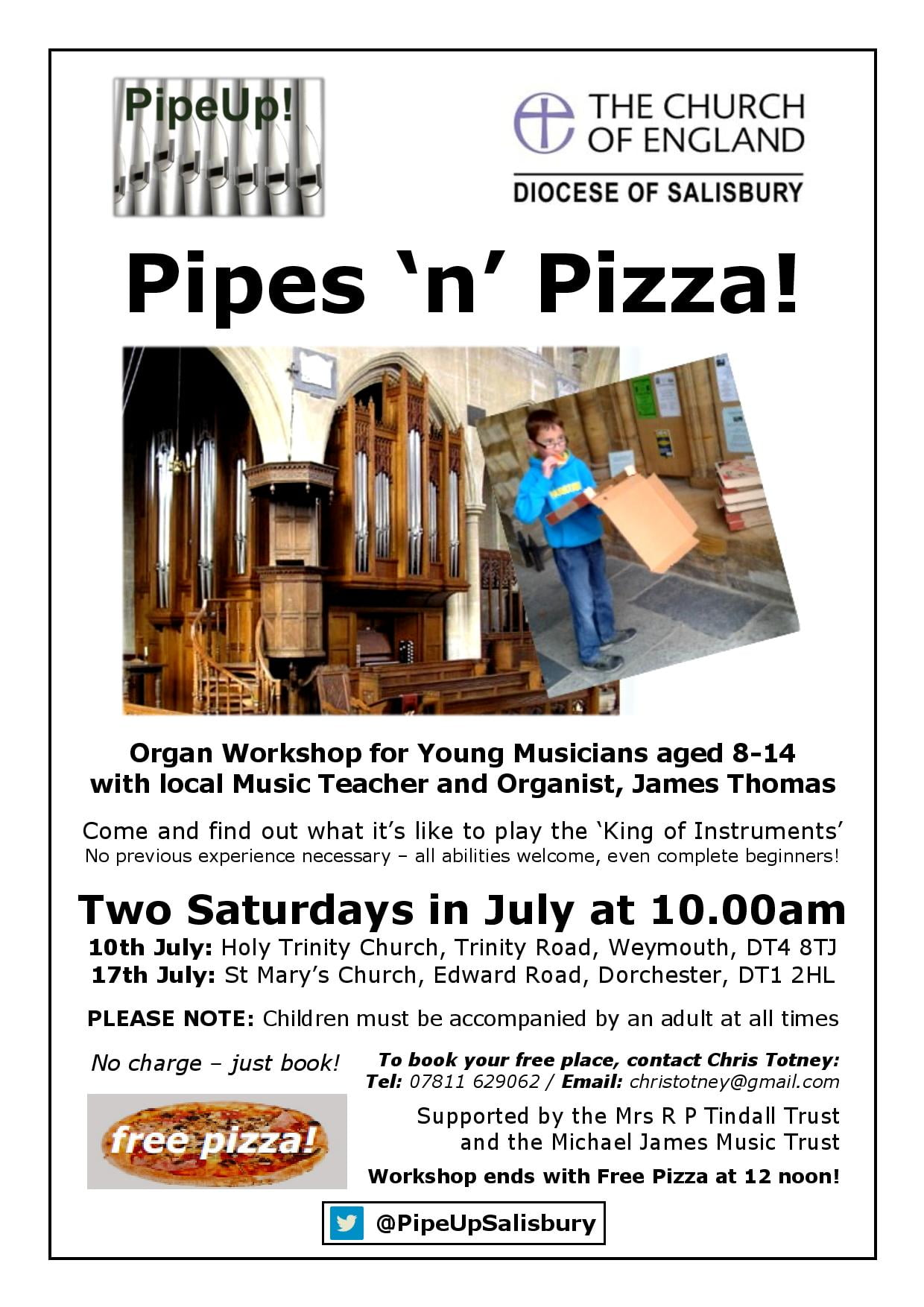 Pipes n Pizza
