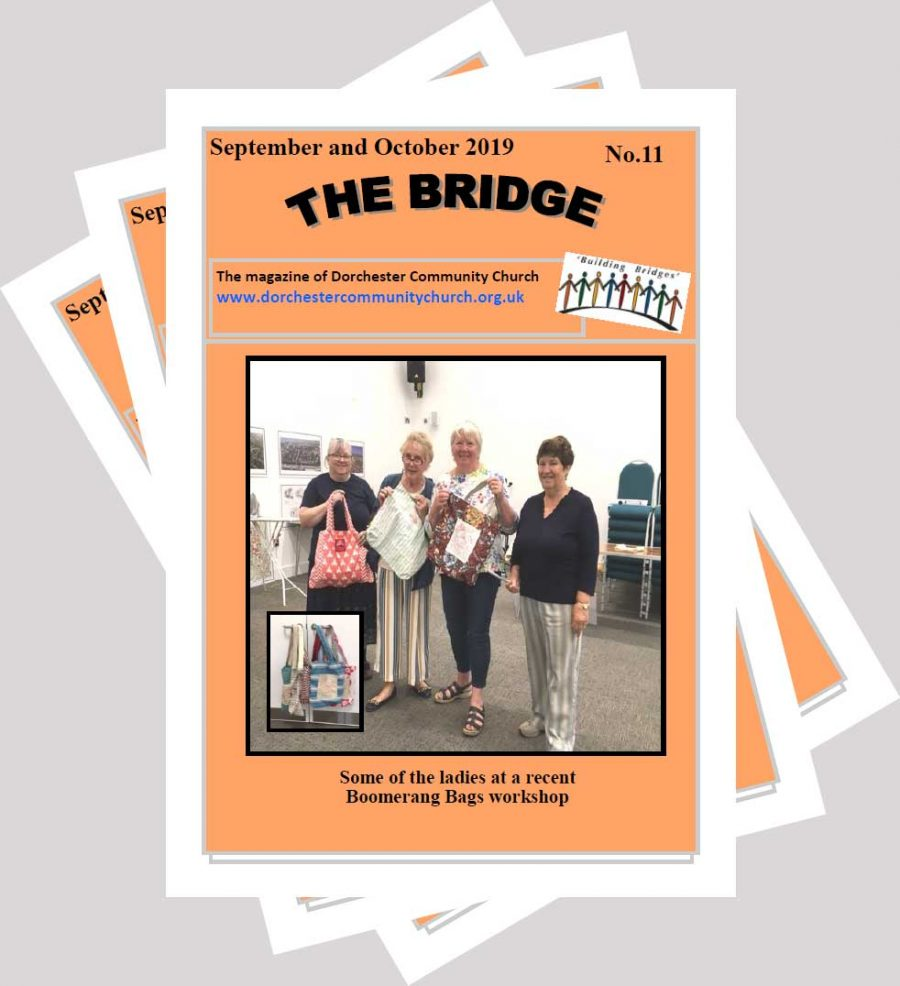 The Bridge Magazine #10 – July and August 2019